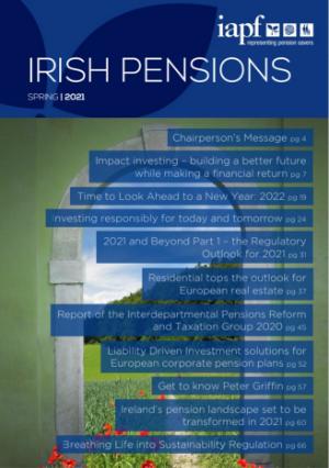 Irish Pensions Magazine Spring 2021